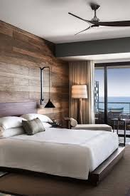 wooden accent wall ideas for bedroom