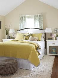 yellow bedrooms we love