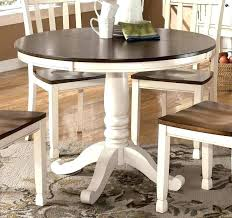 white rustic round dining table rustic white dining set best white round tables ideas on round white rustic round dining table