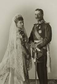 Princess Feodora of Saxe Meiningen daughter of Princess Charlotte.