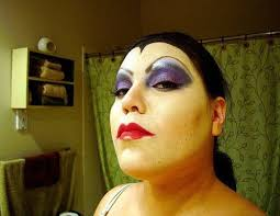 free inspired make up project for evil queen from snow white free