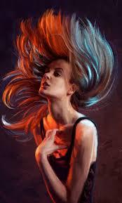 Digital Portrait Painting Portrait Practice Digital Painting Imgur