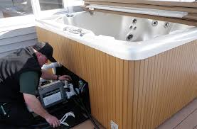 how to drain re fill your hot tub