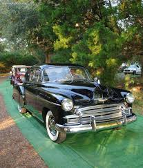 Auction Results and Sales Data for 1950 Chevrolet Fleetline