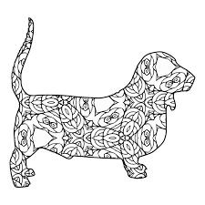 Coloring Mesmerizing Mutt And Stuff Coloring Pages Free Printable