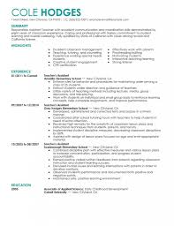 Cover Letter Preschool Teacher Resume Professional Resume Templates