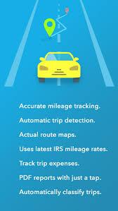 swift miles mileage tracker screenshot