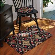 aldrich hooked rug by piper clics mercial make country curtainshand hooked rugschair padsfarmhouse