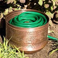 garden hose storage pot. Garden Hose Pot With Lid Without Storage