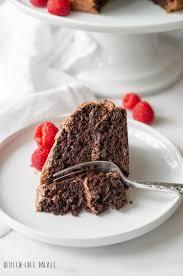 Easy Gluten Free Chocolate Cake