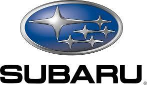 subaru logo and wordmark svg