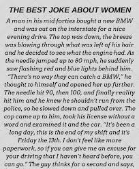 The Best Joke About Women Funny Story This Made Me Laugh Magnificent Funny Istory