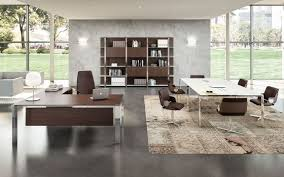 Executive Office Designs Classy Modern Executive Office Furniture