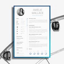 Creative Resume Examples Creative Cv Design Instagram Strand