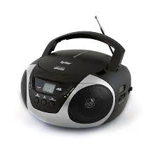 Small Cd Player For Bedroom Amazoncom Tyler Portable Sport Stereo Cd Player Tau101 Sl With