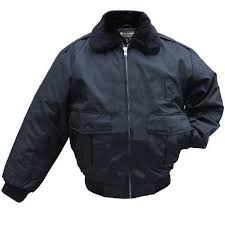 a poice uniform er a combination of the a 2 the b 15 and ma 1 jackets image via copquest