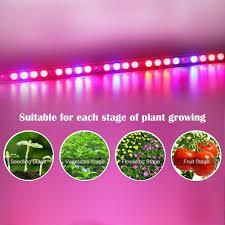 Indoor Grow Box With Lights Populargrow 108w Waterproof Uv Ir Led Grow Light Bar For