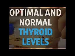 Normal Tsh Levels Chart Canada Optimal And Normal Thyroid Levels Mamma Health