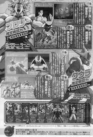ドラゴンボールの公式戦闘力原作アニメ書籍