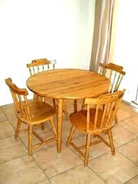 rustic wood dining table set rustic wood dining table set circle dining table set round wood