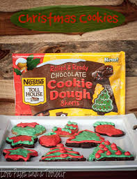 nestle christmas cookies. Delighful Christmas Christmas Cookies With Nestle Toll House Cookie Dough Love Pasta And A  Tool Belt To E