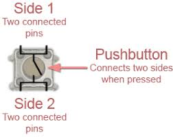 lab 3 buttons pushbutton schematic