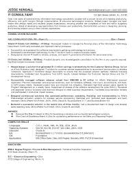 Sample Technology Consultant Resume Business Consultant Resume