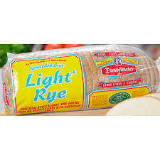 Calories In Swedish Style Light Rye Bread From Dimpflmeier