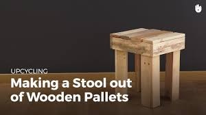 Diy Pallet Projects Diy Pallet Projects Wooden Stool Upcycling Youtube