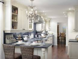 Image of: Kitchen Island with Table Seating
