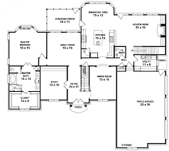 7 Bedroom 5 Bathroom House With Basement Floor Plan Fruitesborras Com Five Bedroom  House Plans Images