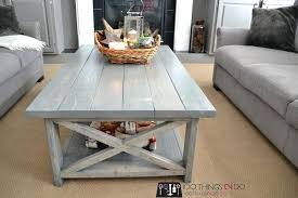 white rustic coffee table bigger rustic x coffee table white rustic coffee table canada
