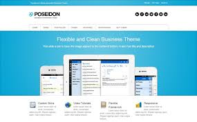 web template design software. 10 Best WordPress Templates Themes for Software Companies Free