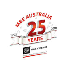Design Print Mail Australia Mbe Now Celebrates 25 Years In Australia