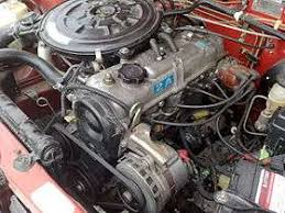 Toyota A engine
