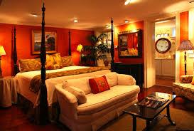 Unique Wall Colors Delighful Bedroom Colors Orange Color Palette Paint With Blue