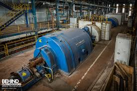 power plant generators. Spondon H Power Station \u2013 Metropolitan Vickers Turbine And Generator Plant Generators