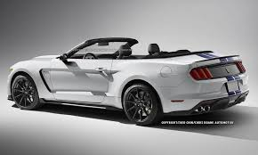 2015 ford mustang convertible. 2015 ford mustang shelby gt350 lost roofs itu0027s convertible by theophilus chin