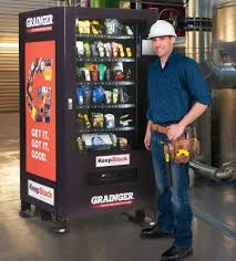 Grainger Industrial Vending Machines Amazing Dividend Aristocrat Grainger Is Down 48% Since February Buying