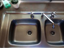 kitchen sink without harsh chemicals