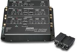 how to install a crossover kicker front row signal processor