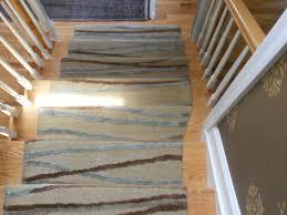 image of modern stair runners ideas