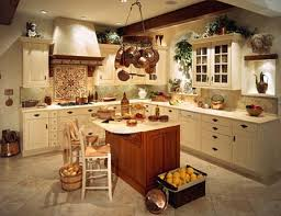 Themes For Kitchens Decor Country Kitchen Decor