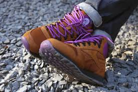 foot patrol reebok classic leather mid on the