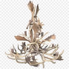 Geweih Kronleuchter Leuchte White Tailed Deer Leuchter Png