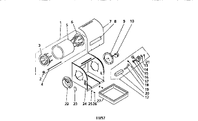 generalaire humidifier parts model 65 sears partsdirect find part by diagram >