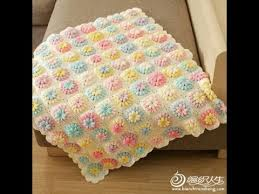 Youtube Free Crochet Patterns Mesmerizing Crochet Baby Blanket FreeCrochet Patterns48 YouTube