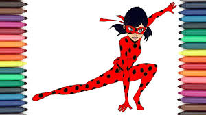 Just like f*r*i*e*n*d*s, step by step has this wonderful gallery of different personalities. How To Draw Miraculous Ladybug Step By Step Easy Drawing Tutorial Youtube