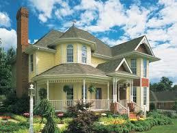 Victorian House Plans   The House Plan ShopPlan H