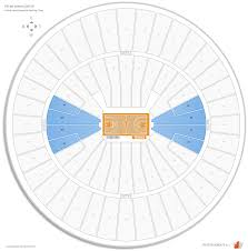 Frank Erwin Center Texas Seating Guide Rateyourseats Com